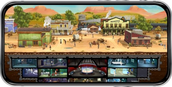 Westworld Mobile Game Removed From iOS App Store Following Bethesda Dispute