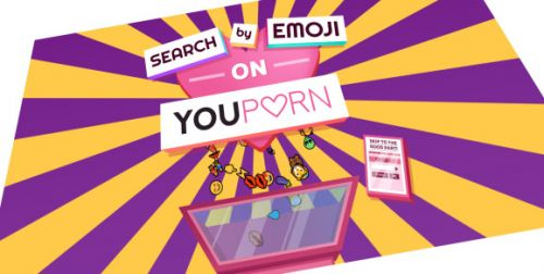 YouPorn now lets you search for videos using emojis