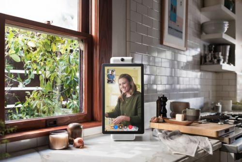 Facebook Portal And Portal+ smart speakers with displays announced