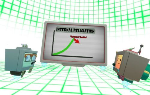 Vacation Simulator review: Slap on some SPF %number%, have fun with VR robots