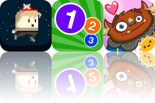 Today's Apps Gone Free: Owen's Odyssey, Counting Dots and StoryToys Beauty and the Beast