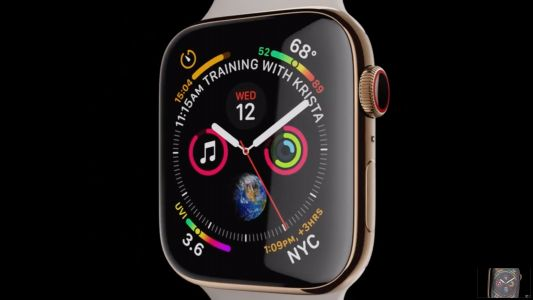 Apple officially announces Apple Watch Series 4 with larger display, more