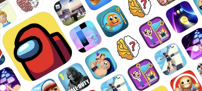Apple Shares Top 20 Most Downloaded Games and Apps of 2020
