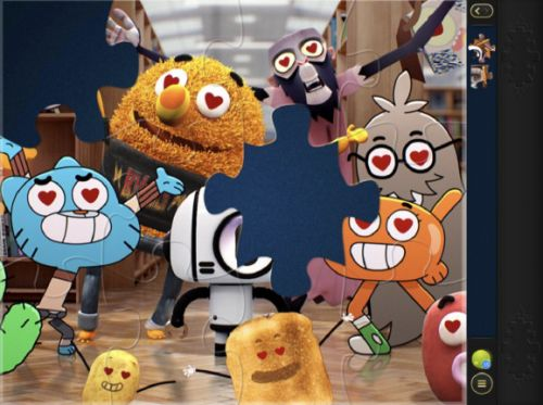 Cartoon Network teams up with Zimad to turn shows into digital puzzles