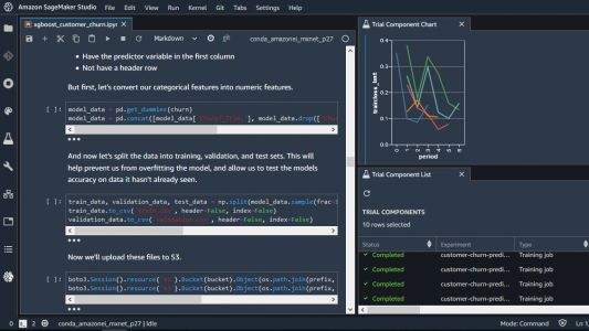Amazon targets devs and scientists with new machine learning IDE