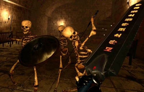 Legendary Tales virtual reality dungeon crawler game enters closed beta