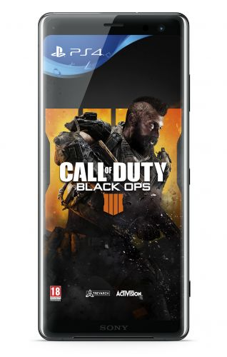 Pre-order Sony's Xperia XZ3 and be one of the first in Europe to own Call of Duty: Black Ops 4