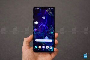 LG kicks off stable Android 10 update for its second high-end phone