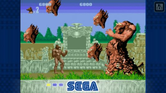 SEGA Updates 'Golden Axe' and 'Altered Beast' with Local Multiplayer Support and More