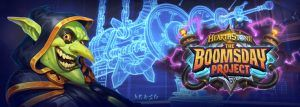 Hearthstone Announces The Boomsday Project - Geek News Central