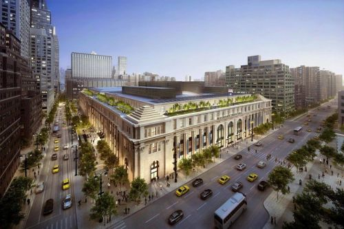 Apple and Facebook both in the running for 740,000 sq. ft Manhattan Office