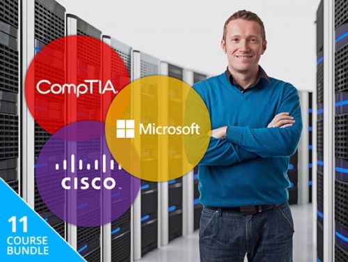 Save 98% On The Ultimate IT Certification Training Bundle