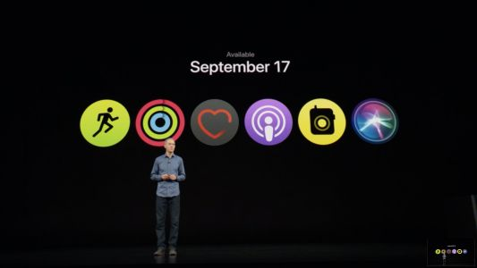 WatchOS 5 to be available to the public on September 17