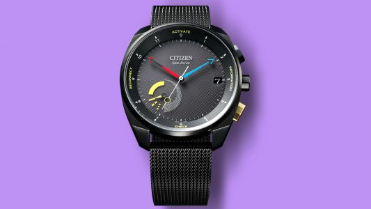 Citizen's latest hybrid smartwatch lets you order a taxi from a traditional timepiece