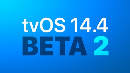 Apple Seeds Second Beta of tvOS 14.4 to Developers