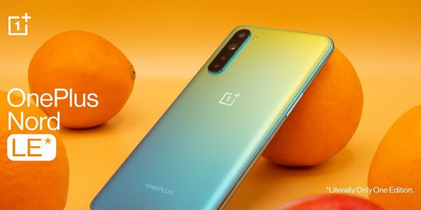 The OnePlus Nord LE is a literal 1-device limited edition