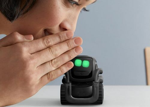 New Vector Mini Robot Introduced By Anki From $199