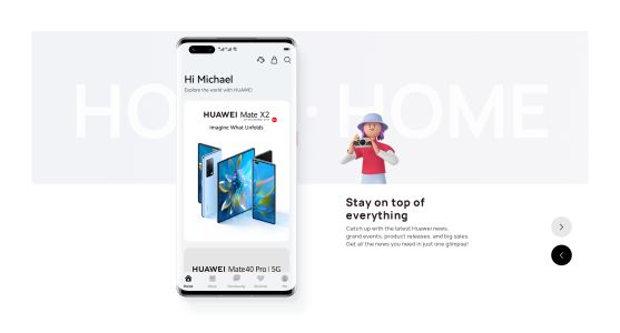 Five reasons to download My Huawei for your Huawei phone or tablet today