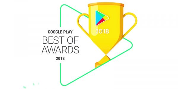 Google Play Best of 2018 Awards will include Fan Favorite voting