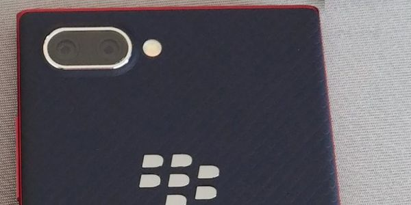 BlackBerry 'Key2 Lite' shows up in leaked photo, allegedly has 'same form factor' as Key2