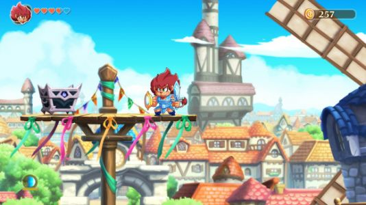 Monster Boy sells 8 times more on Switch than PS4 and Xbox One combined
