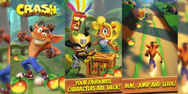 Leaks suggest a new Crash Bandicoot game is coming to Android and iOS