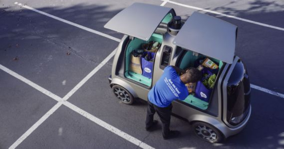 Kroger launches autonomous grocery delivery service in Arizona
