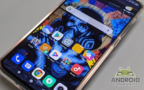 MIUI 12 Stable update, Android 11 ready for the POCO F2 Pro