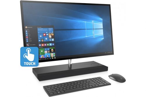 HP Envy 27-Inch AIO Updates: Six-Core Coffee Lake, 4K Display, NVMe