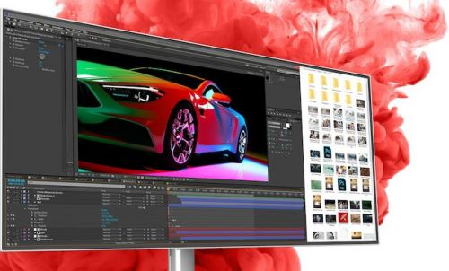 MSI's Prestige PC341WU 5K 34-Inch Professional Monitor Now Available