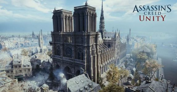 Reverse review bomb? AC: Unity draws praise for Notre Dame preservation