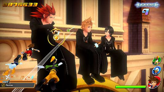 Kingdom Hearts: Melody of Memory Demo Out October 15