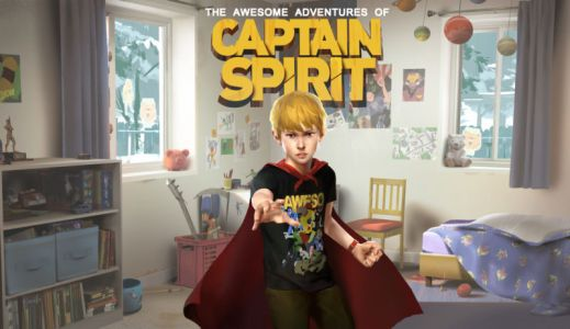 Awesome Adventures of Captain Spirit world premiere: Life Is Strange, but not