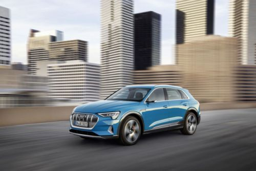 Audi E-Tron SUV Delayed By A Month