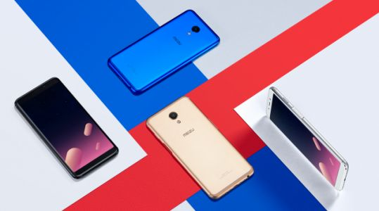The Meizu M6S is officially unveiled with a 2:1 display and side-mounted fingerprint scanner