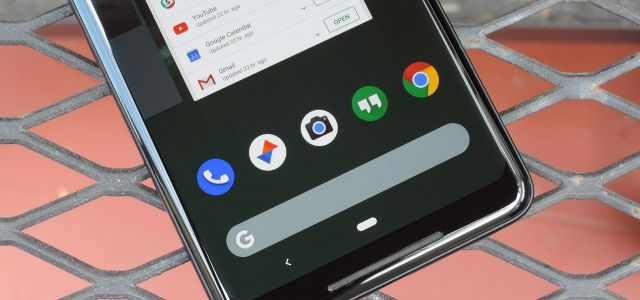 Get Your Regular Dock Icons Back on Android Pie's Multitasking Screen