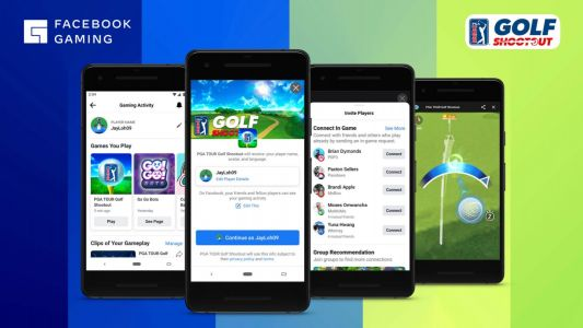 Facebook Gaming begins streaming Android games from the cloud