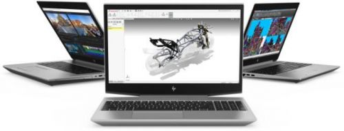 HP ZBooks Refreshed With Intel Core i9 Processors