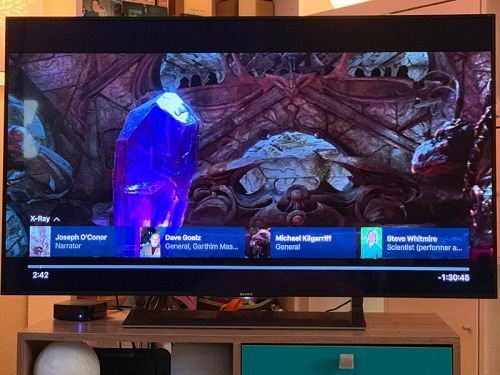 Amazon Prime Video App for Apple TV Gains 'X-Ray' Feature