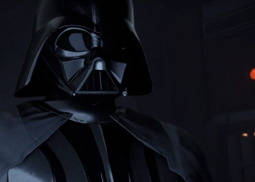 Rift VR headsets will feel the force in Star Wars Vader Immortal