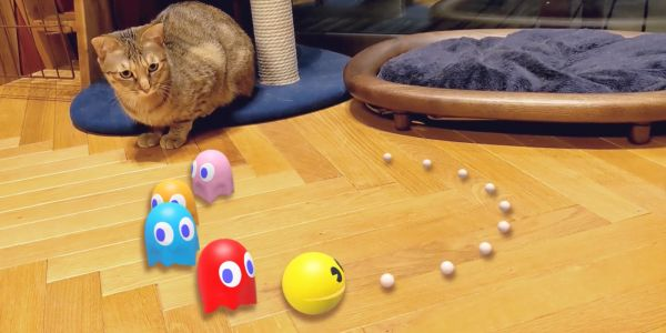 Google Search adds AR Pac-Man, Hello Kitty, Gundam, and other Japanese characters
