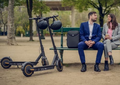 Segway Ninebot KickScooter electric scooter from $599