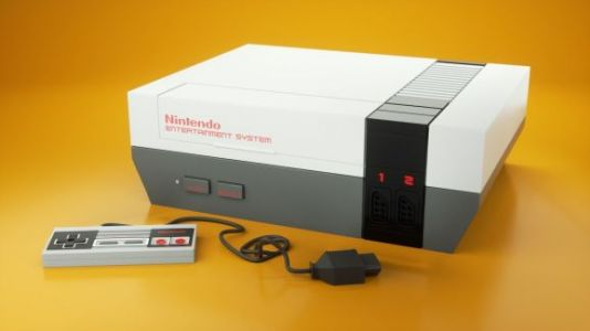 Lego is making a Nintendo Entertainment System set, and I want it