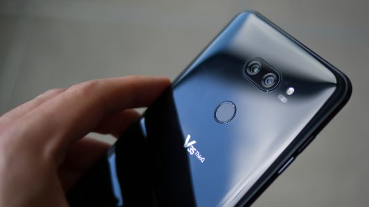 LG V40 ThinQ release date tipped for October
