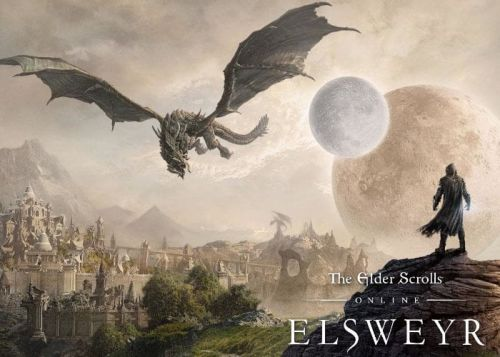 Elder Scrolls Online Elsweyr now available on PC and Mac via Early Access