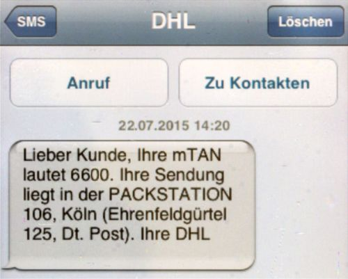 Database leak exposes millions of two-factor codes and reset links sent by SMS