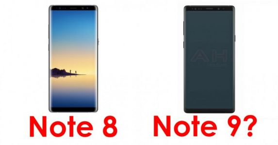 Leak: Samsung's Galaxy Note 9 looks an awful lot like the Note 8