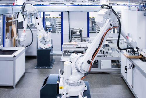 Inside Nokia's factory of the future: Robots, data, automation, 5G, and even some humans