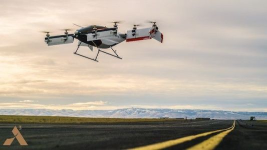 Airbus Flying Car Passes First Test Flight