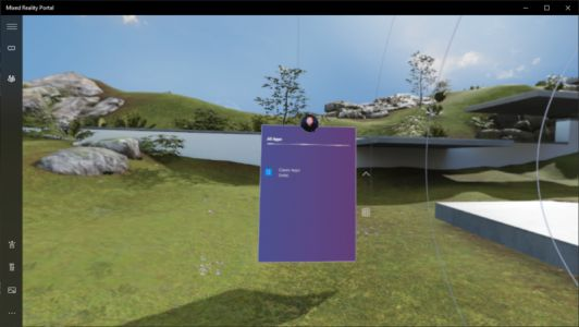 New Windows 10 build lets you put any app in virtual reality